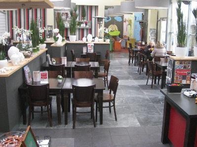 Lunchroom nabij Roermond