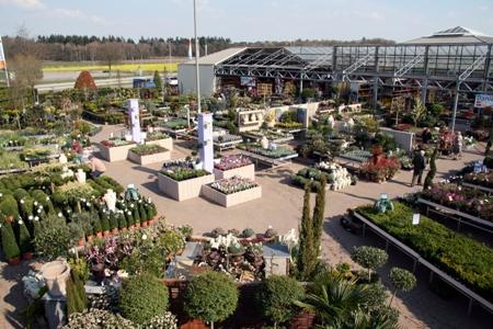 Tuincentrum Daniëls nabij Roermond: groenspecialist
