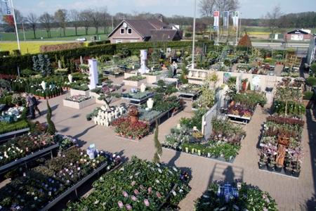 Bezoek ons tuincentrum in Limburg: ook op zondag geopend!