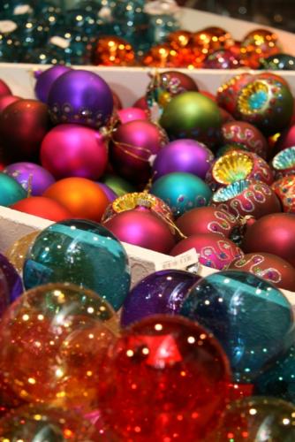 Kerstballen Tuincentrum Daniels