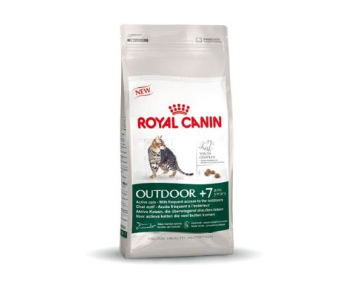 Royal Canin Outdoor (7+) 4 kg