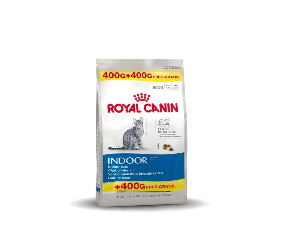 royal canin indoor 400 400 g kattenvoer tuincentrum dani ls. Black Bedroom Furniture Sets. Home Design Ideas