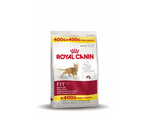 Royal Canin Fit 400 + 400 g