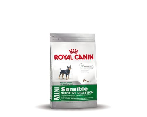 royal canin mini sensible 2 kg hondenvoer tuincentrum dani ls. Black Bedroom Furniture Sets. Home Design Ideas